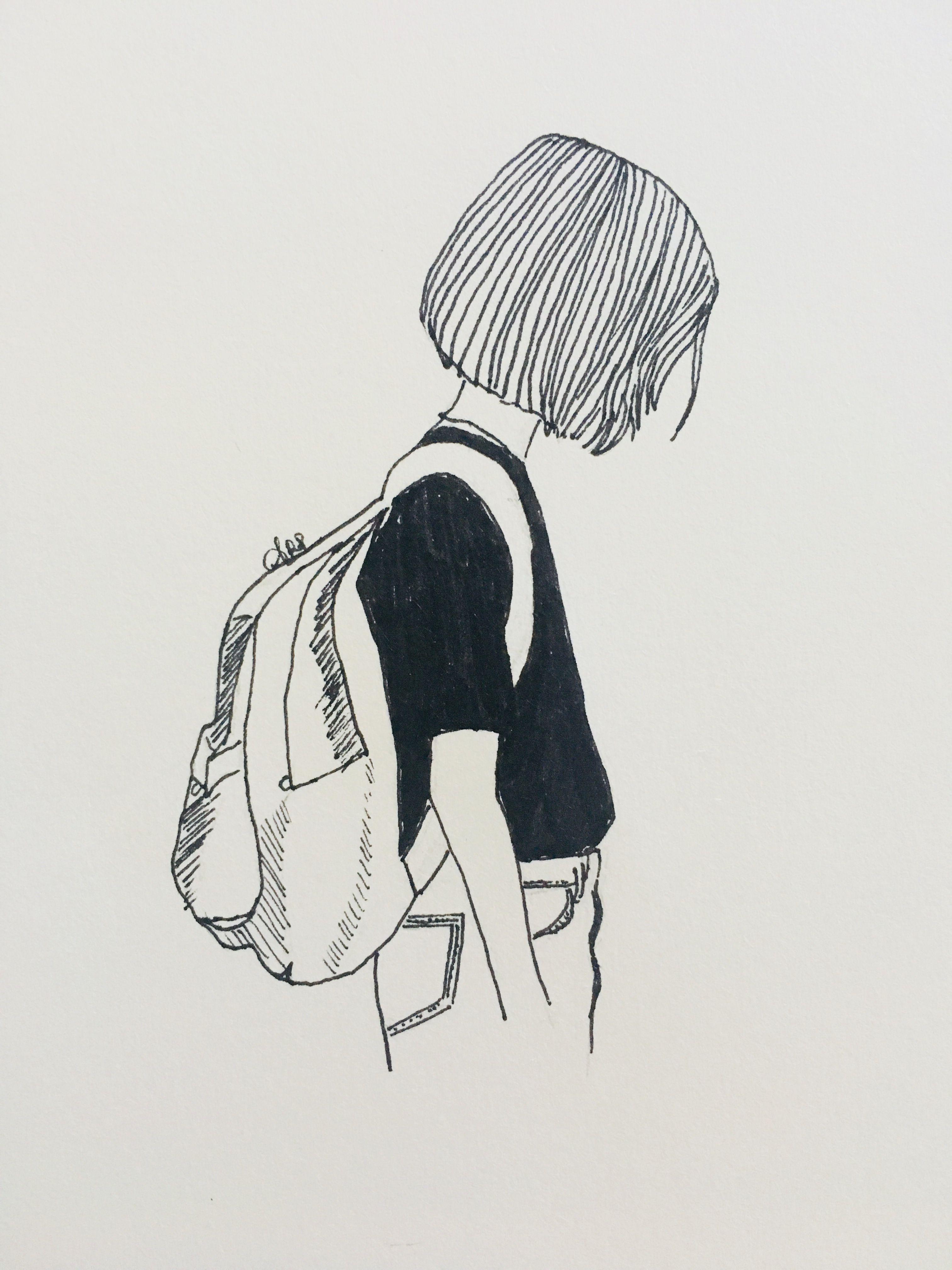 Doodle Aesthetic Drawings Easy