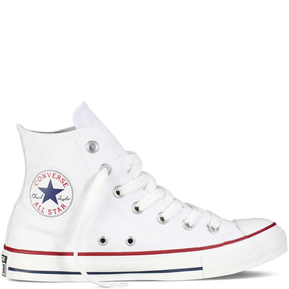 Chuck Taylor All Star Classic | Chuck taylors, White high