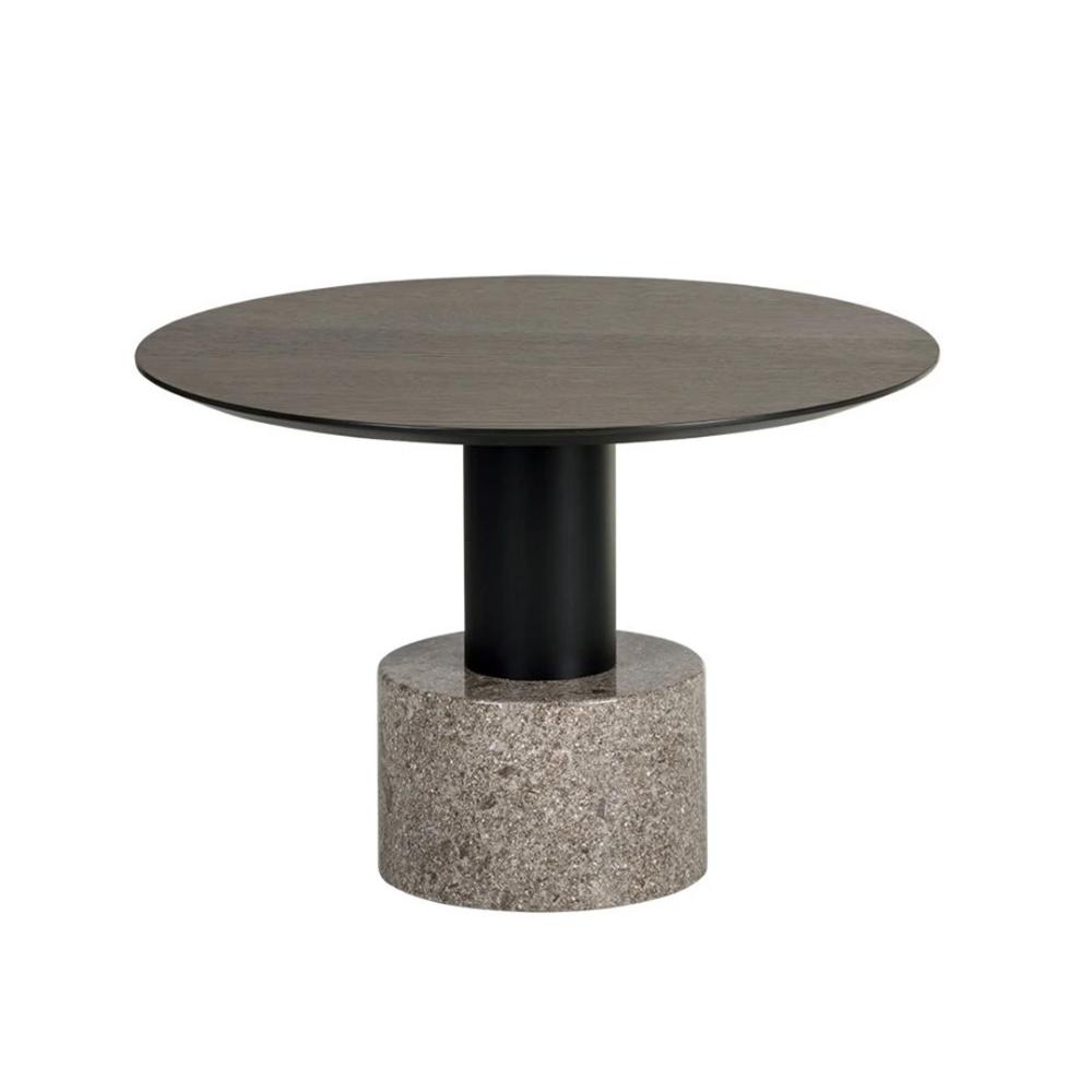 Monaco Coffee Table Coffee Table Round Coffee Table All Modern Furniture [ 1000 x 1000 Pixel ]
