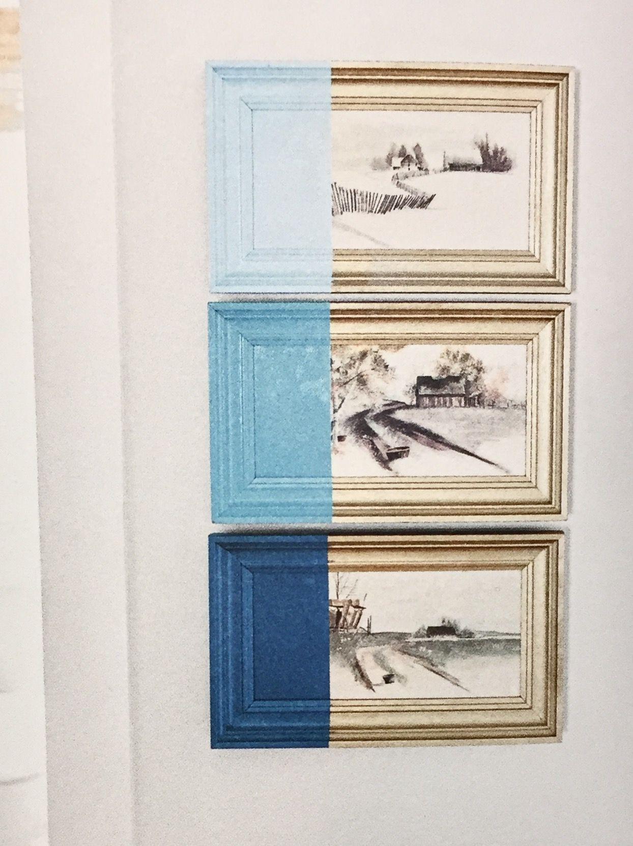 Bilder ohne Zusammenhang in Farbe tauchen