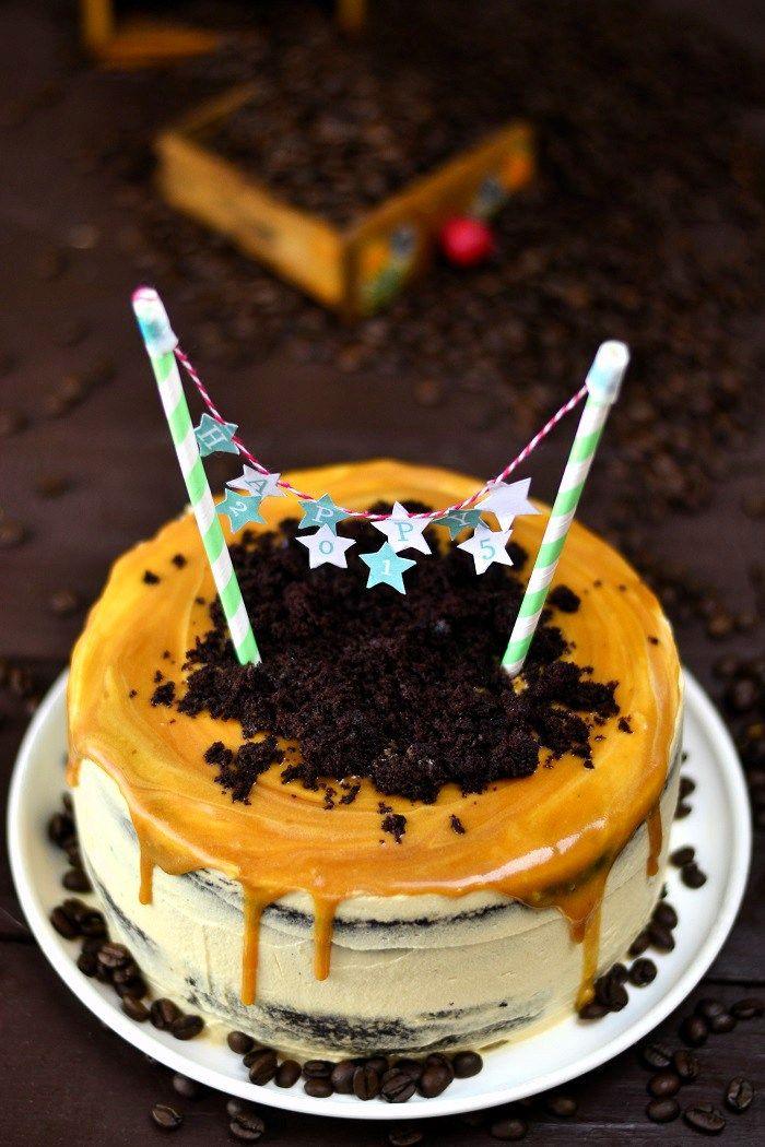 Mocha Cake Caramel 2-2