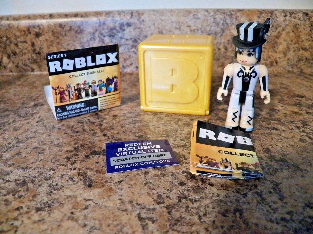 Details About Roblox Series 1 2 3 4 Mystery Red Box Figures Kids Toys Packs Virtual Game Codes Roblox Game Codes News Games