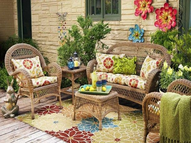Choose Pier One Outdoor Furniture For Your Home Patio Lanewstalk Inspiration