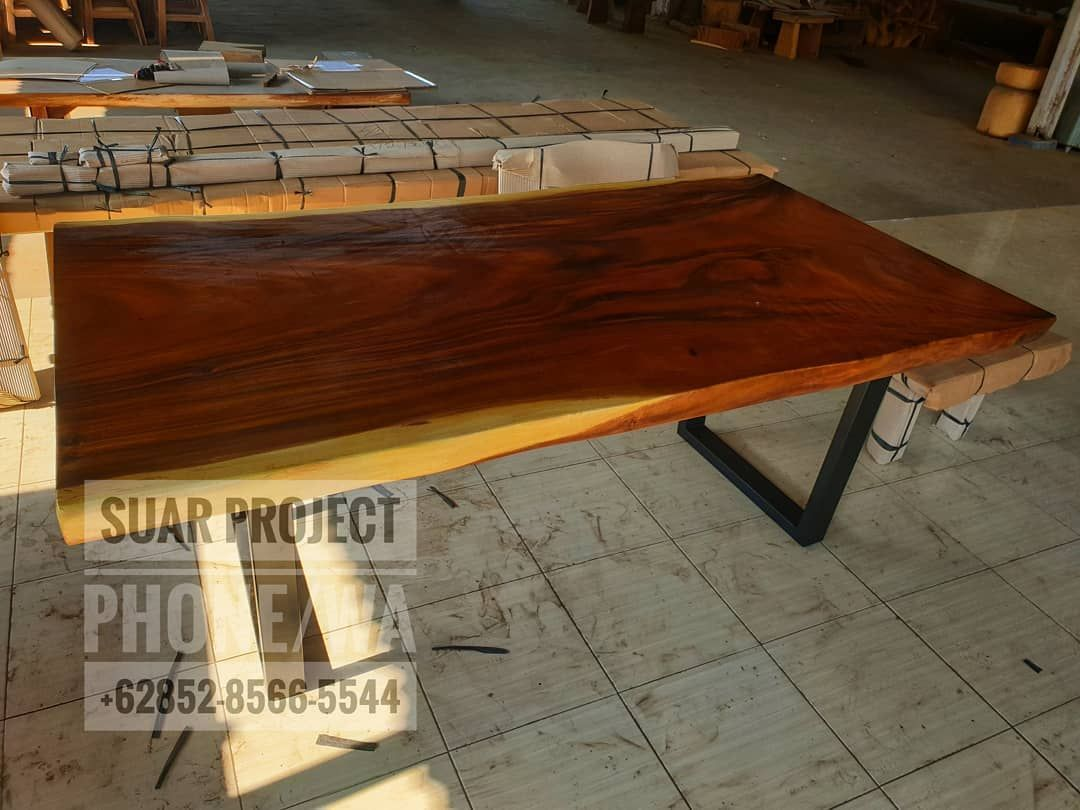 dining table Suar project  more info  Phone/wa : +62-852-8566-5544 Email ggoro@ Solid dining table Suar project  more info  Phone/wa : +62-852-8566-5544 Email ggoro@