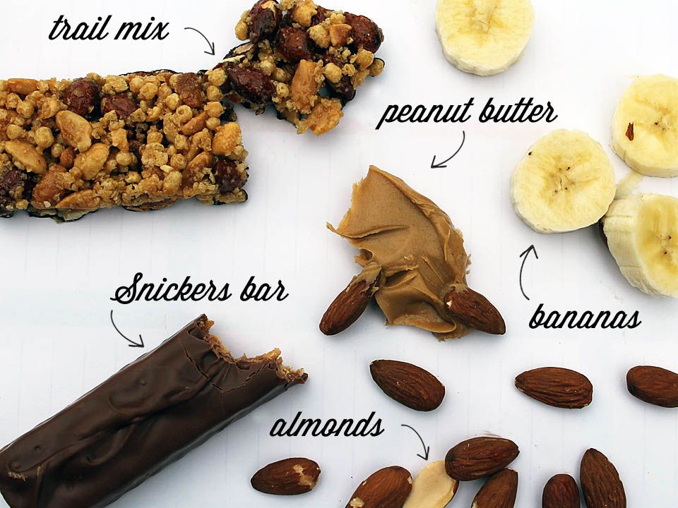 High Energy Hiking Foods To Pack On The Trail