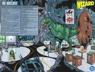The Dork Review Batcave, why I love thee! by the Dork