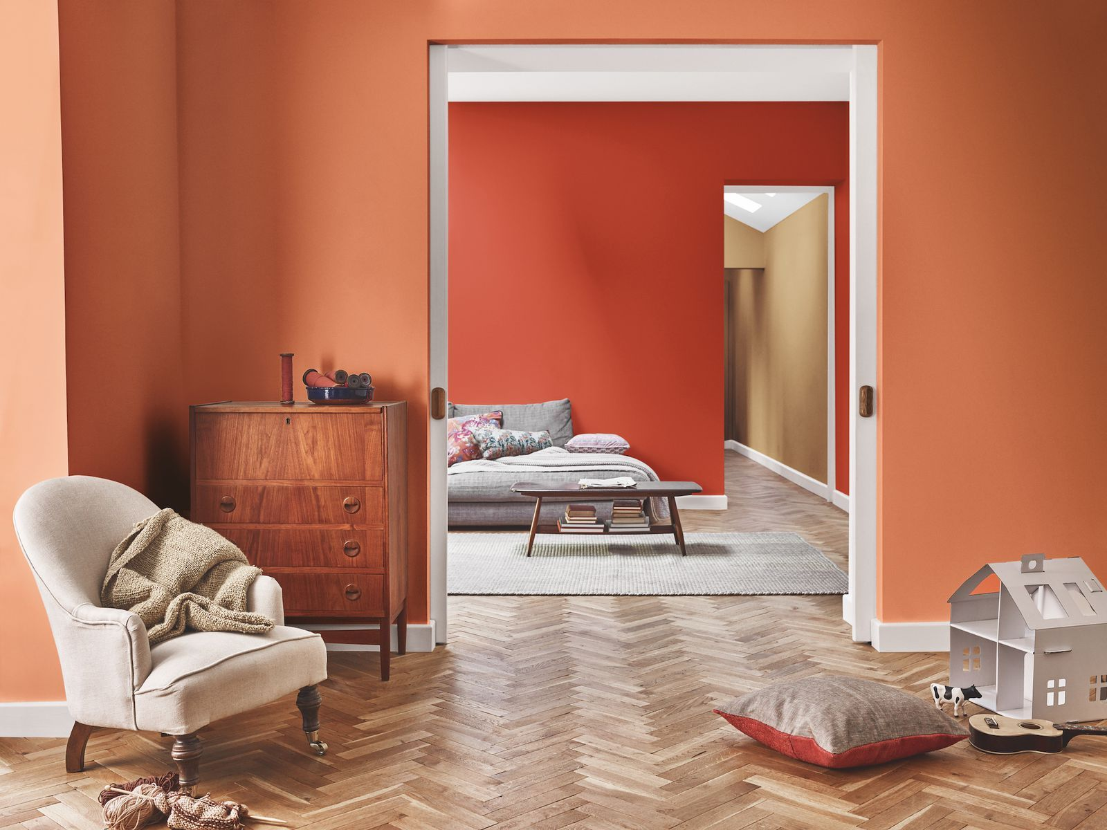 30 Warm And Inviting Colour Combinations For A Cosy Home Best Bedroom Colors Colour Combinations Interior Wall Color Combination