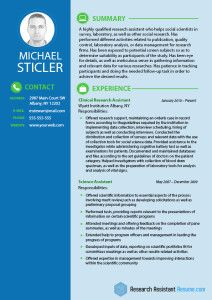 Research Assistant Resume Social Science Research Social Science Resume Writing Services