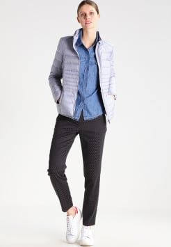 Esprit Koszula Blue Medium Wash Blazer Fashion Jackets