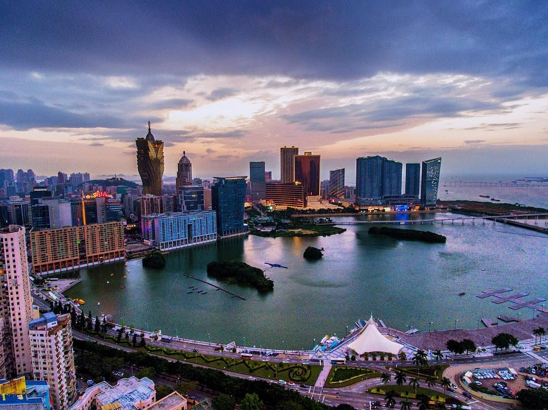 Pin by Macao Tourism USA on #WowMacao in 2019 | Macau