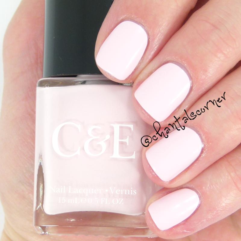 Crabtree & Evelyn nail polish in Peony | Chantal\'s Corner | Beauty ...
