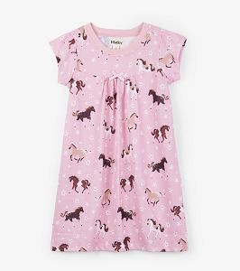 Frolicking Horses Nightgown  186dee21e
