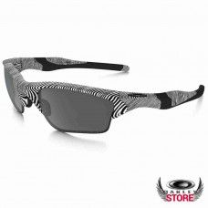 7959f067213 Fake Oakley Half Jacket 2.0 XL Sunglasses Polished White   Black Iridium  Polarized