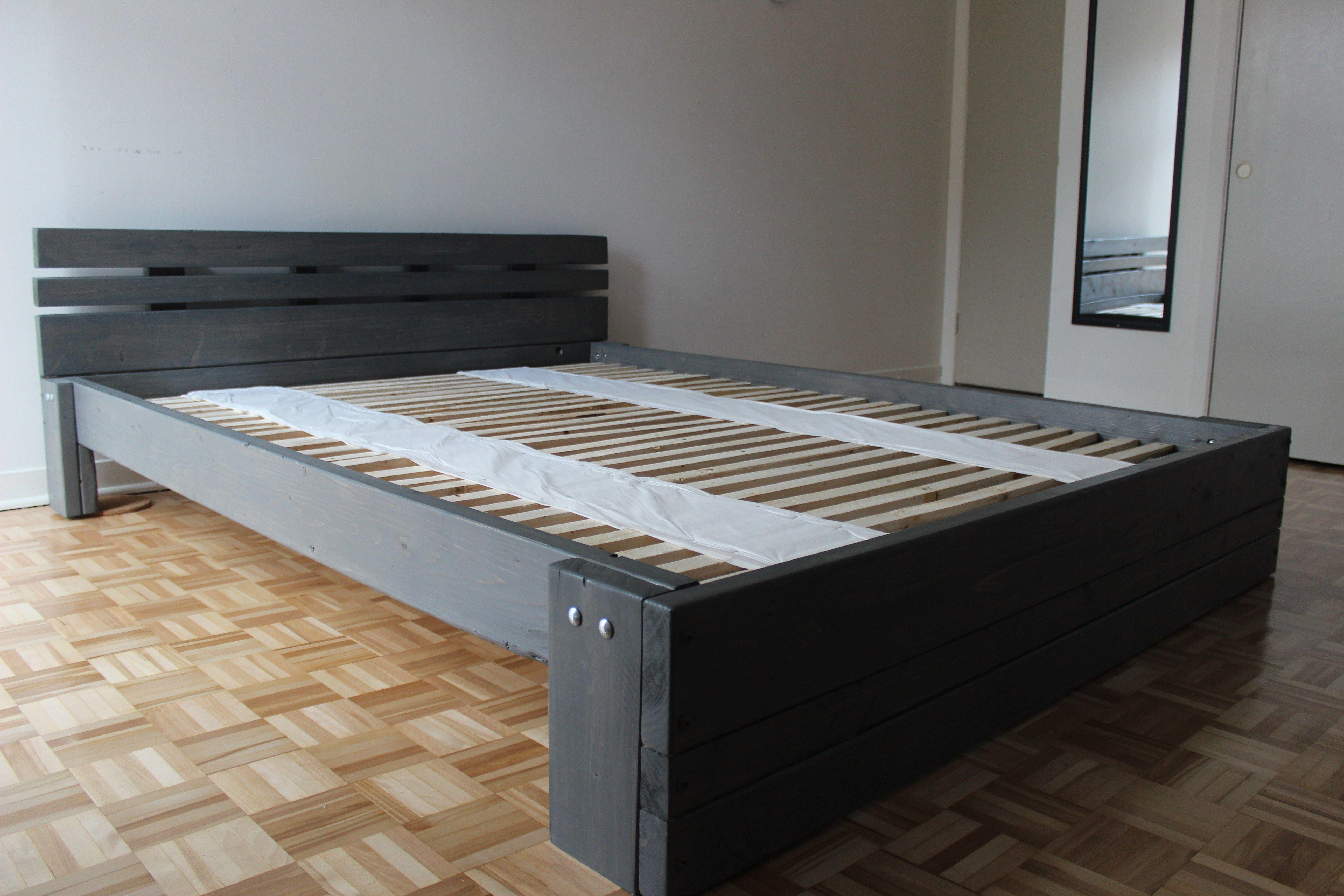 comment fabriquer un lit ep08