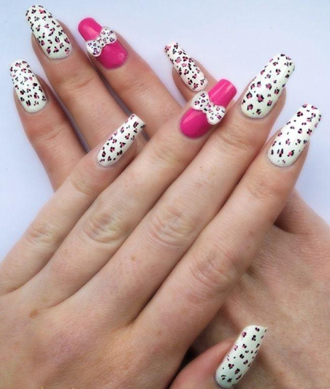 Spring 2017 nail trends & Prom nail art design 2017 | spring 2017 ...