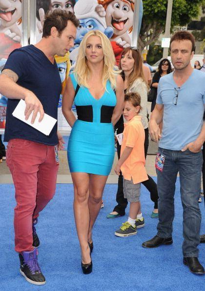 Britney Spears Zimbio dating svar på dating site spørsmål