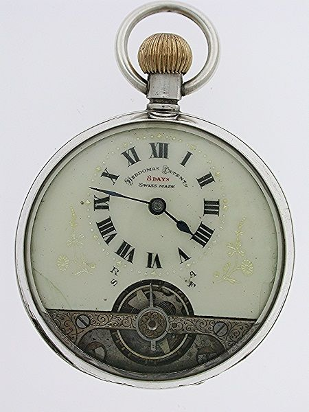 Dating silver pocket watches