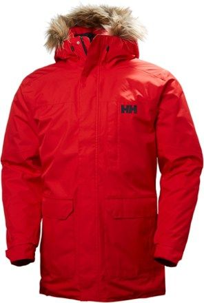 Photo of Helly Hansen Dubliner Insulated Parka – Men's | REI Outlet
