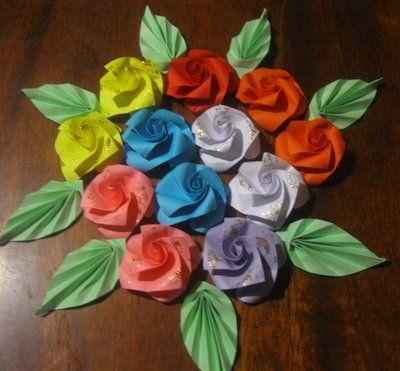 Розочки для творчества Красивенные розочки для украшения Дешево Розочки и лепесточки из цветной б