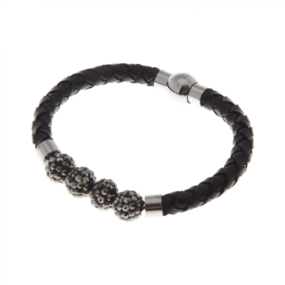 LFC Leather and Diamante Bracelet, £15 http://store.liverpoolfc.com/ladies-leather-brclt-diamonte/