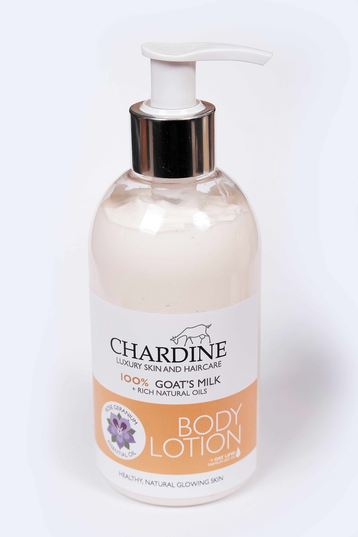 Body lotion luxury goatsmilk natural glowing skin body