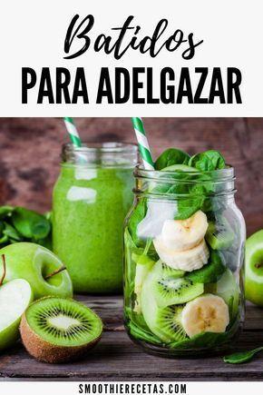 Batidos para Adelgazar RÁPIDAMENTE  Pierde 5KG en SOLO 10 DÍASFantásticas recetas de Bati Batidos para Adelgazar RÁPIDAMENTE  Pierde 5KG en SO...