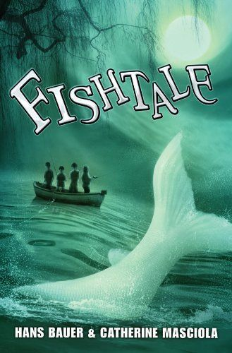 Today's Kindle Kids Daily Deal is Fishtale ($1.99), by Hans Bauer and Catherine Masciola, with the companion audiobook only $1.99.