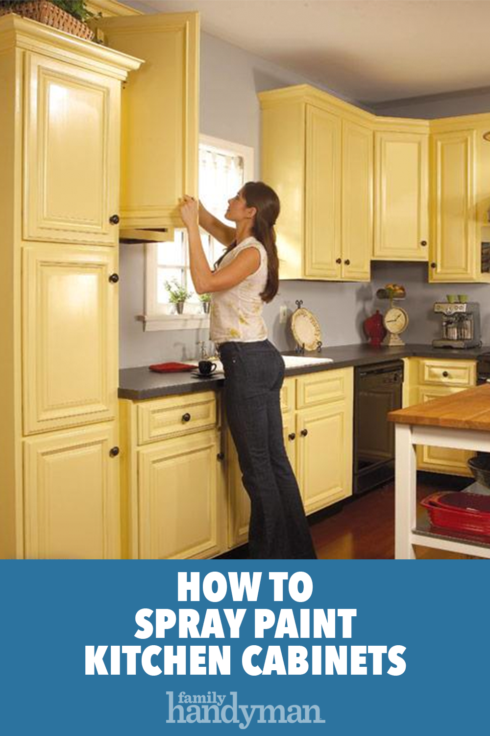 How To Spray Paint Kitchen Cabinets Spray Paint Kitchen Cabinets Repainting Kitchen Cabinets Painting Kitchen Cabinets