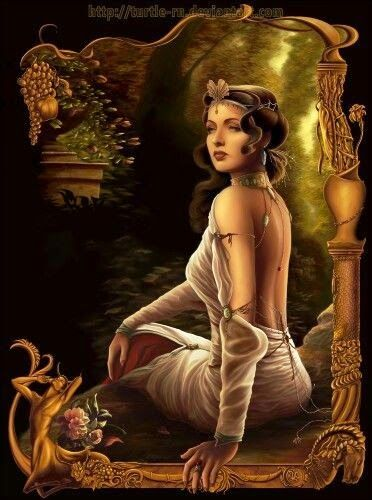 Hera Greek Title Goddess Of Marriage And Queen Of The Gods