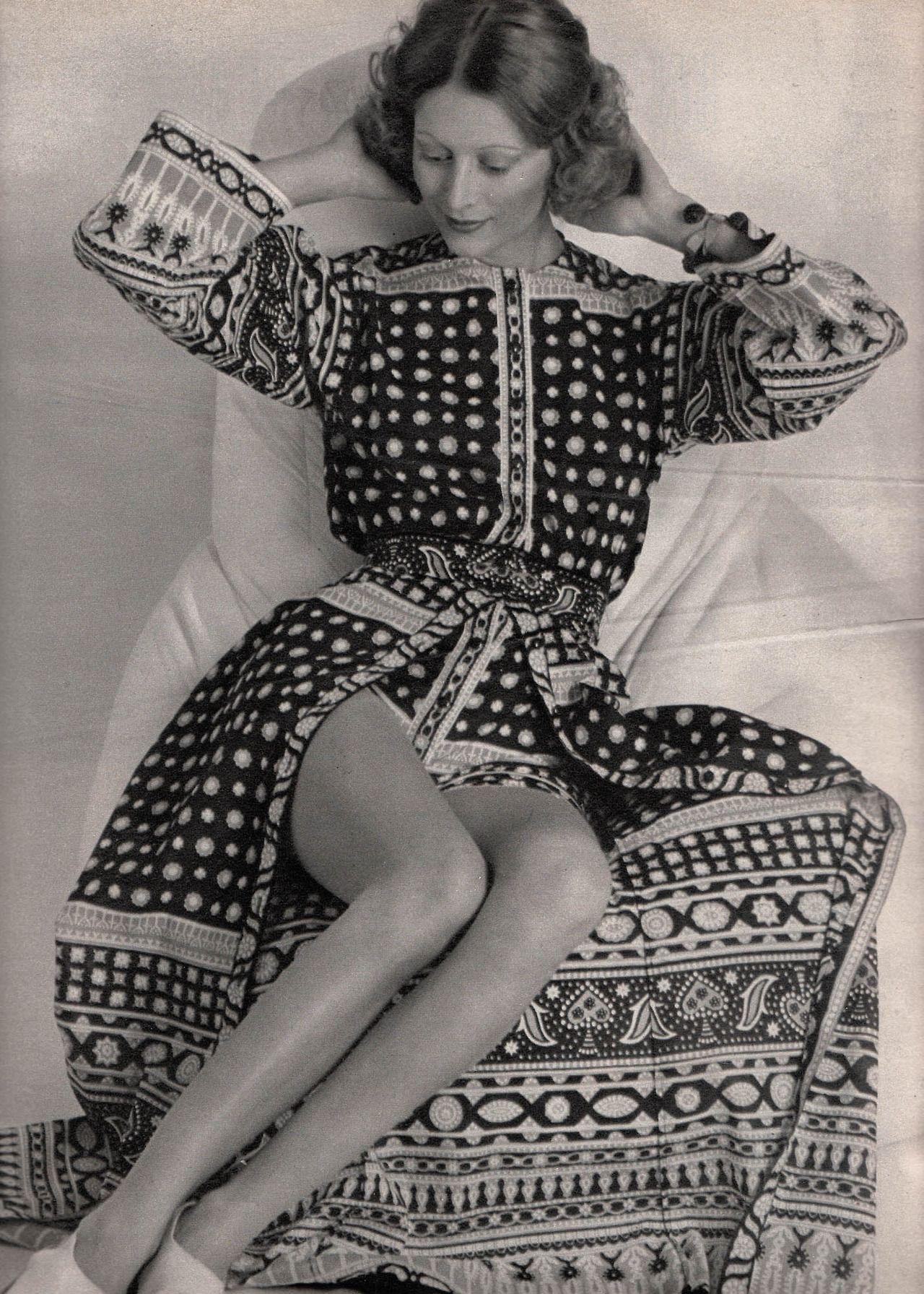 Miss Dior Jours de France - March 5 1971