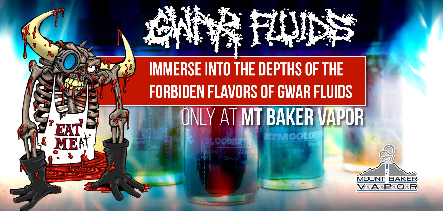 MtBaker Immerse Into The Detpths Of the Forbidden Flavors Of