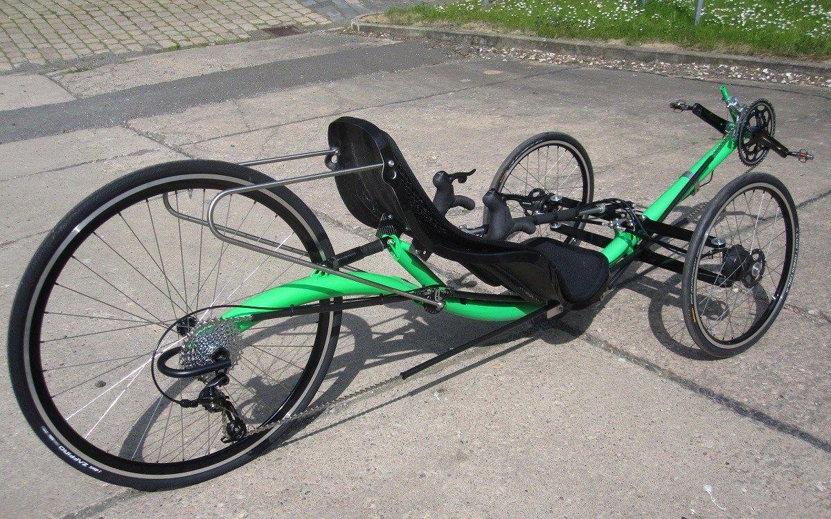 hi trike plan tri and quadracycles liegerad fahrrad. Black Bedroom Furniture Sets. Home Design Ideas