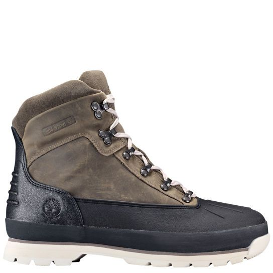 new concept 8e901 a49d2 Timberland   Men s Shell-Toe Waterproof Euro Hiker Boots