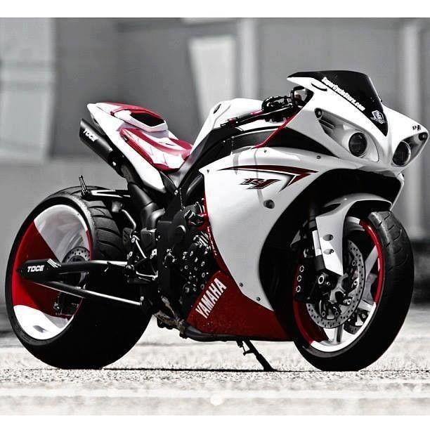Luxury Things Wp Content Uploads 2014 11 Yamaha R1 Tuned White