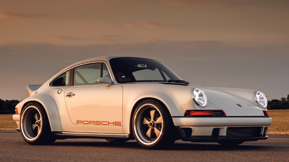 Singer Porsche Wallpaper 70 Images In 2020 Singer Porsche Singer Vehicle Design Porsche 911 Singer