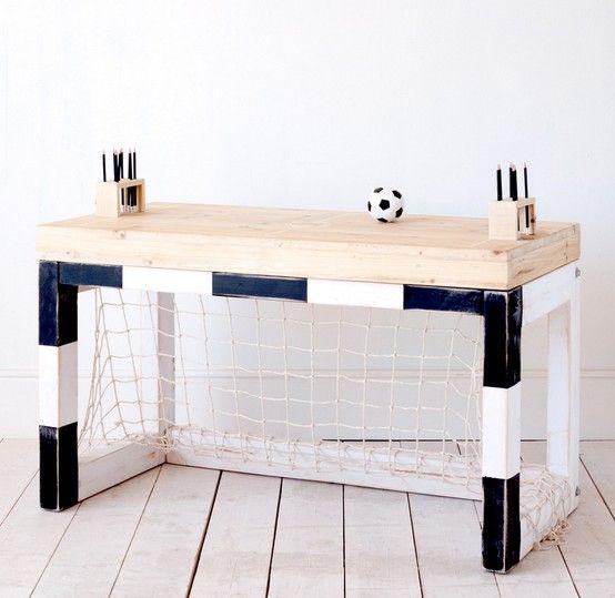 Voetbalkamer ideeën voor jongens l Jongenskamer styling en ...