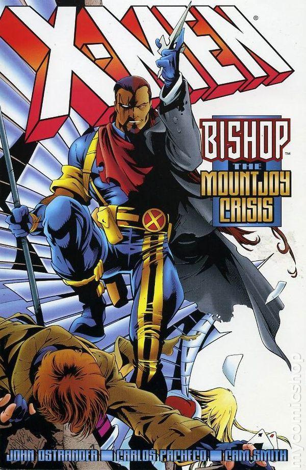 XMEN BISHOP | Men Bishop The Mountjoy Crisis TPB (1996) comic books