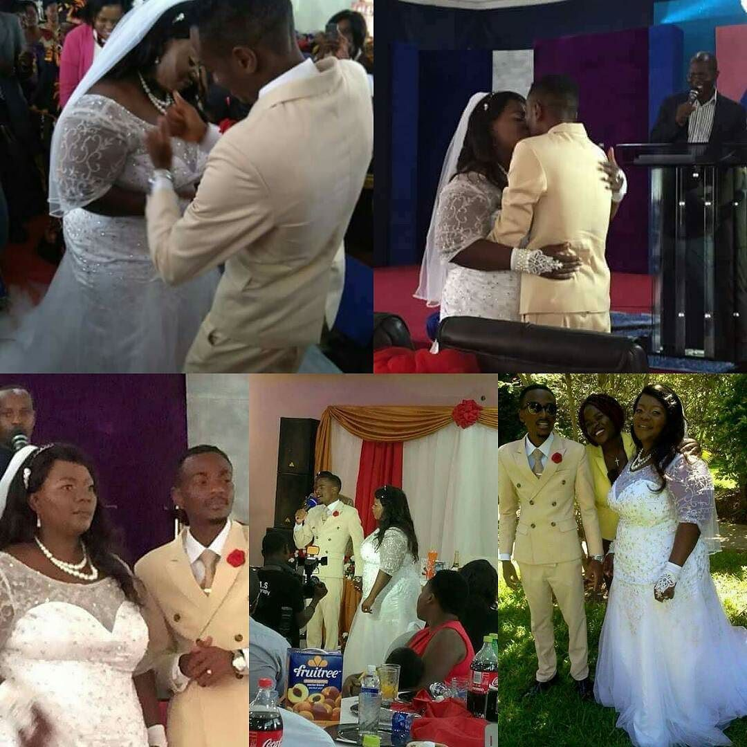Zambian wedding decorations  Love they say is a beautiful thing see how this  years old gospel