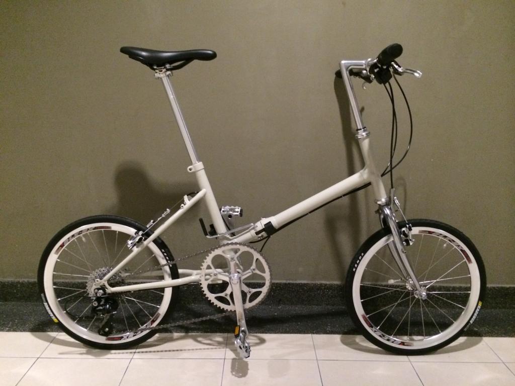 Folding Bike Quill Stem