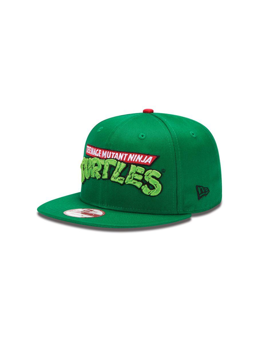 f835bb793c087 New Era Teenage Mutant Ninja Turtles Basic Logo Snapback Hat Casquette,  Casquettes Dope, Casquette