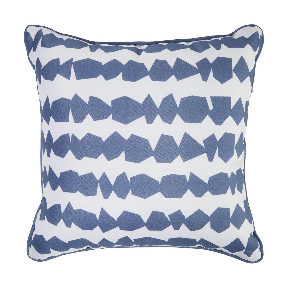 38cm Geo Outdoor Cushion Kmart Outdoor cushions