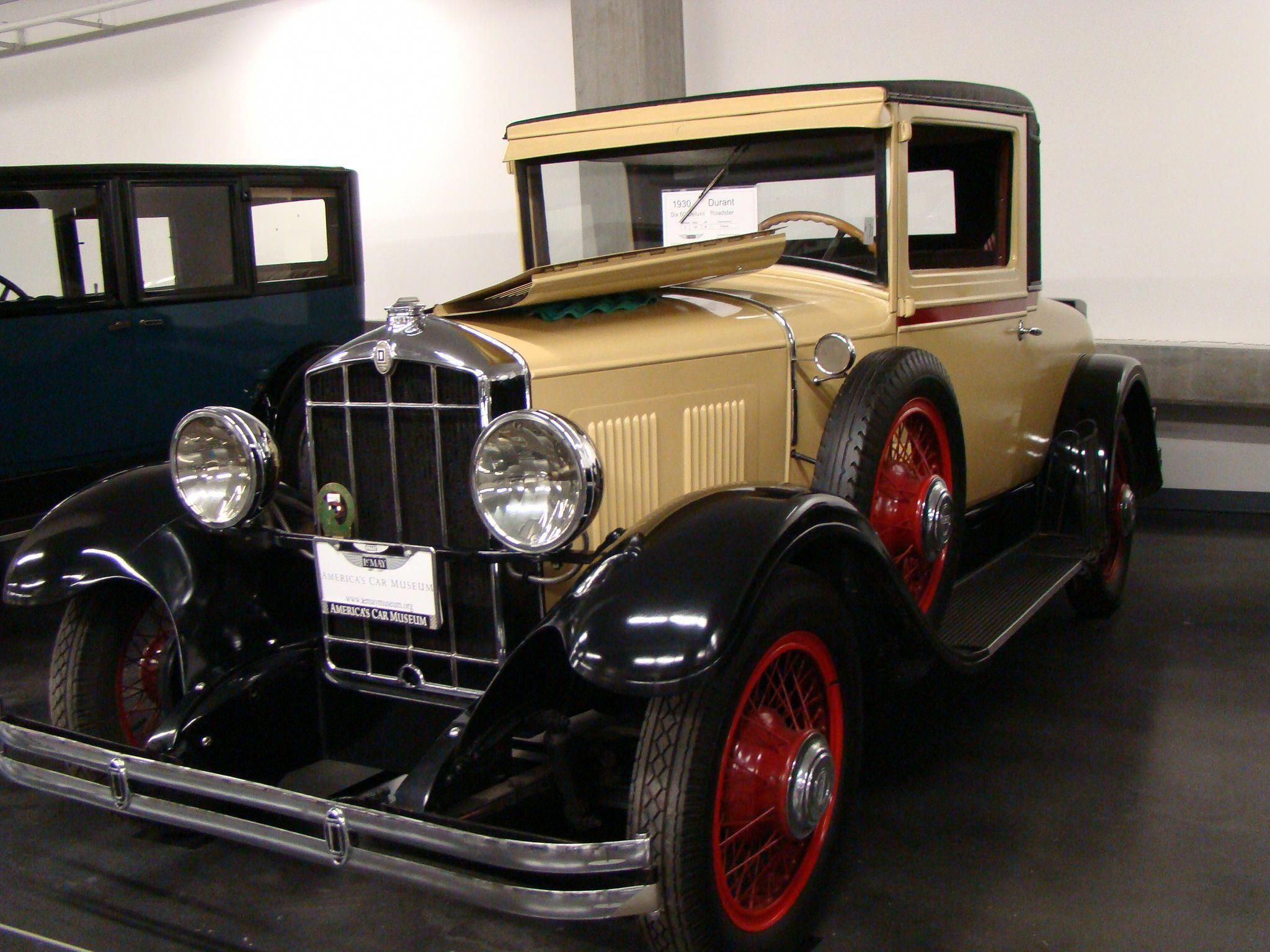 1930 Durant Brought To You By The Car Insurance Agents At House Of
