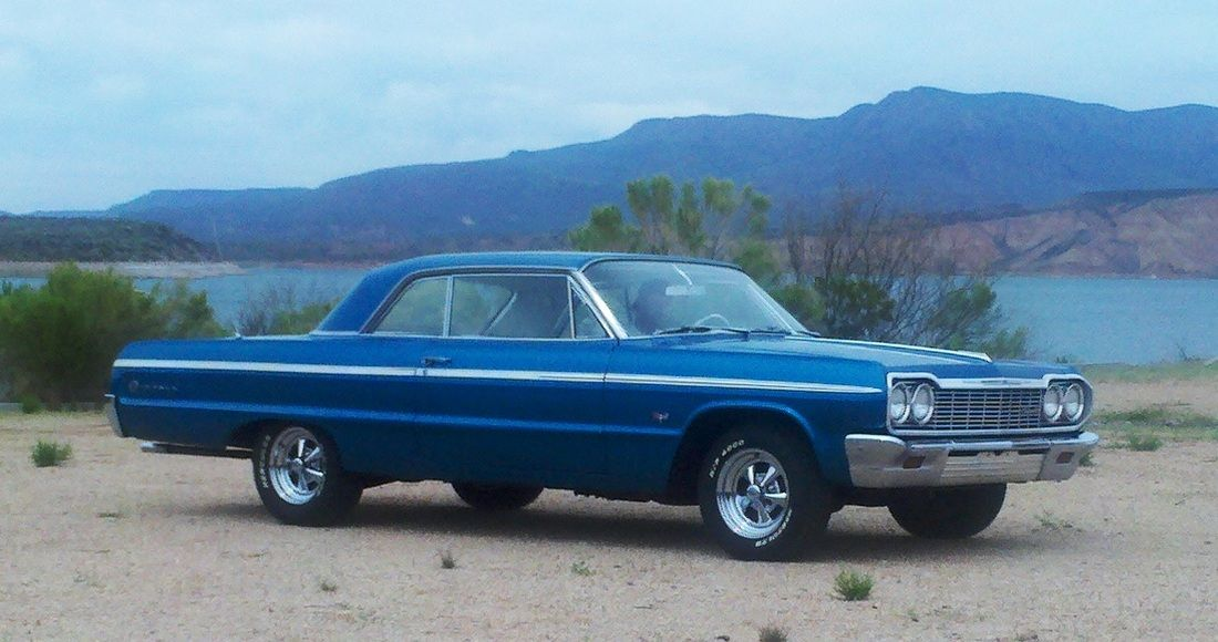 Arizona Classic Impalas Impala, Muscle cars, Cars trucks