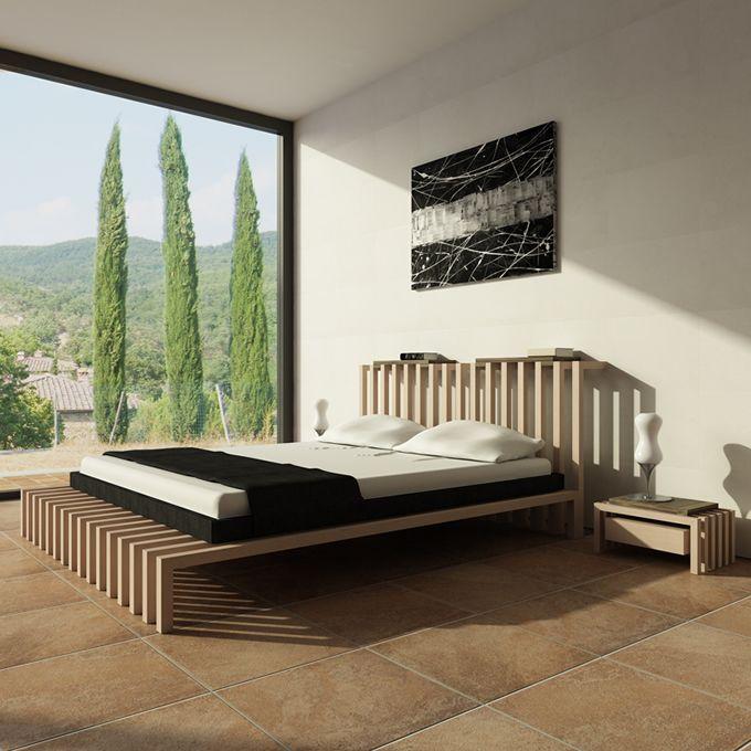 Pacio bed by Novo Design italia MyHouse Pinterest Camas - camas modernas