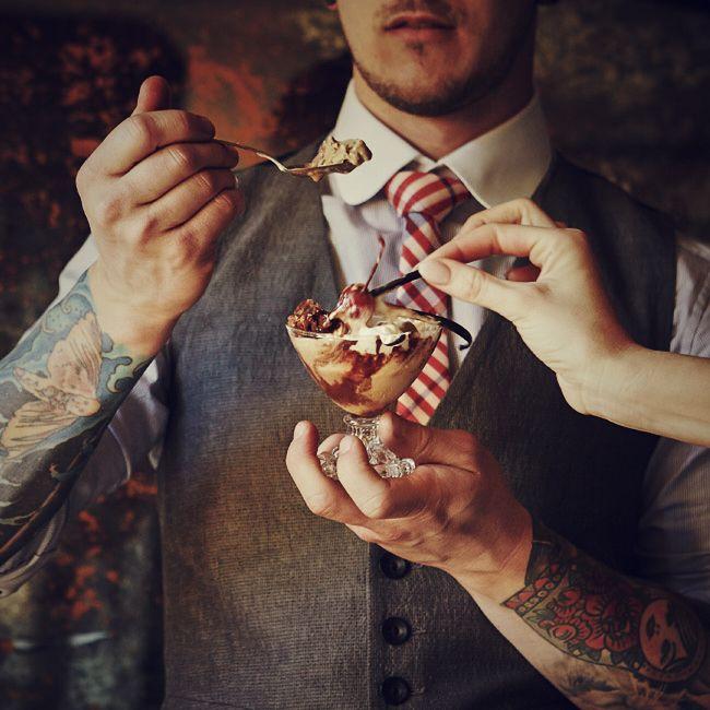 Bourbon/Chocolate/ Smoke Salt PRESERVE.us - Sex on Sundaes / Preserve