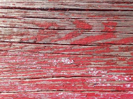 Wood, Rustic, Red, Wood Background