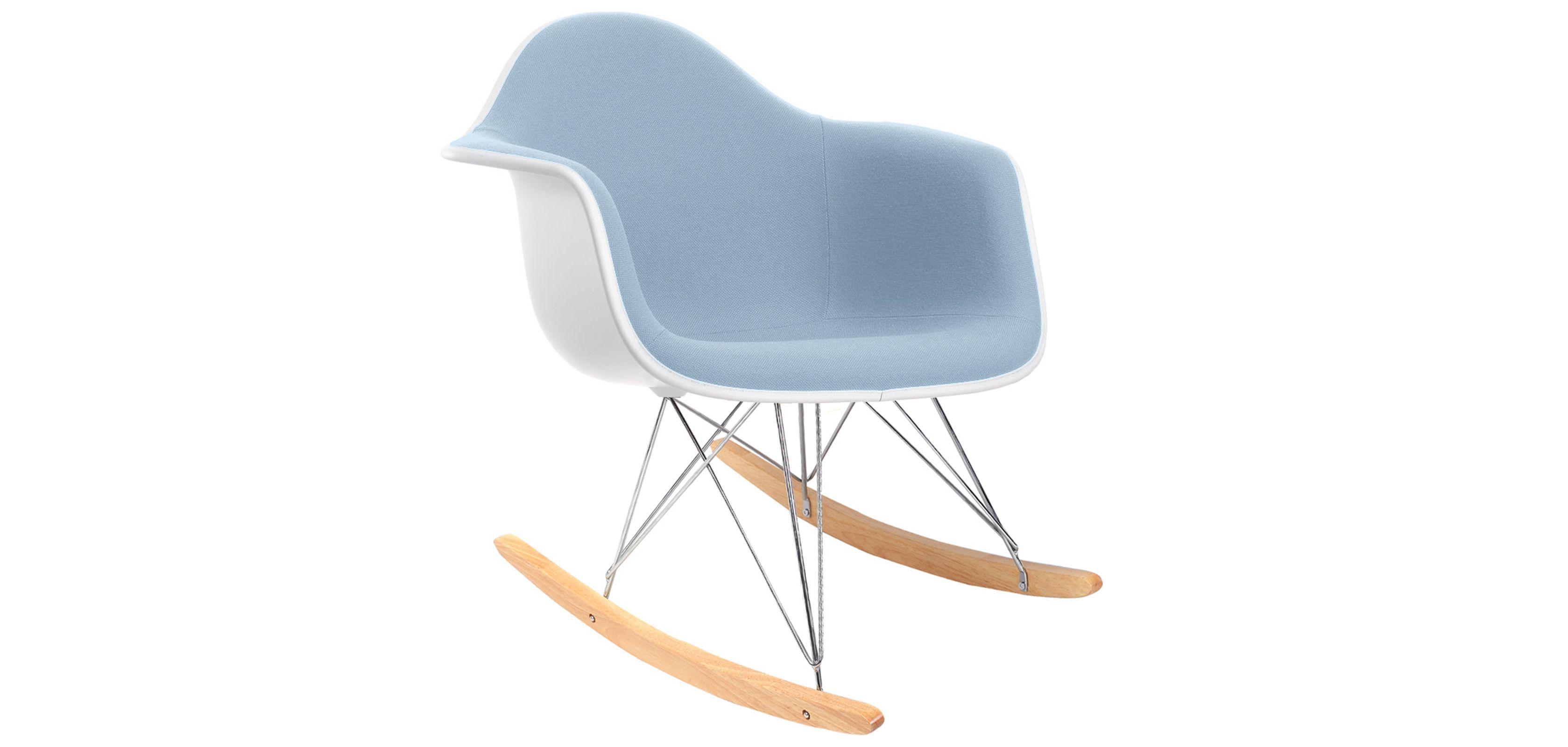 Chaise à bascule Balance - Tissu