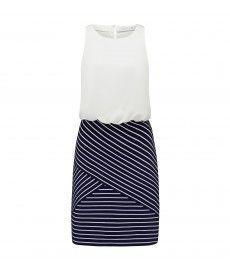 Cara 2-in-1 Stripe Dress