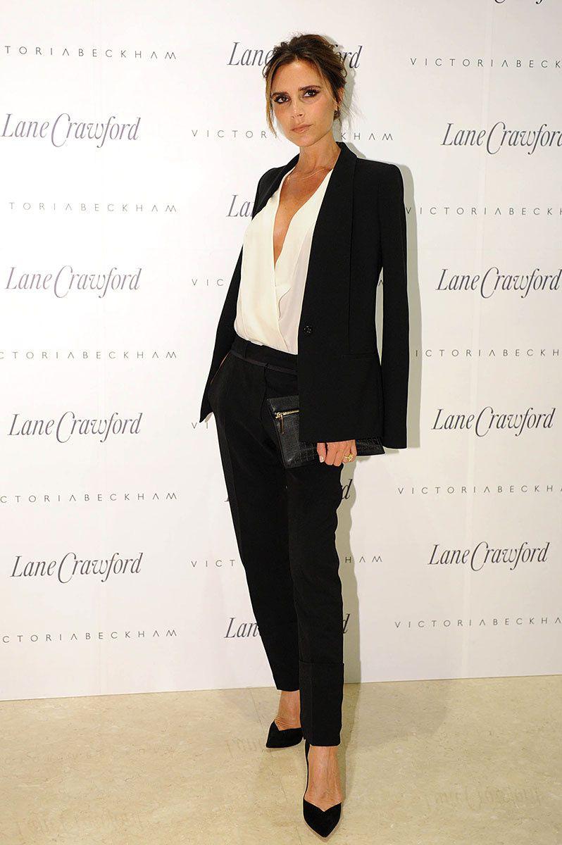 bc864be5c Las mejor vestidas de la semana - Victoria Beckham