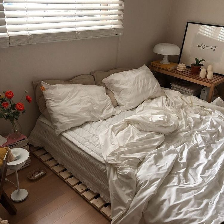 Neutral Aesthetic Tumblr Minimalist Room Home Bedroom Inspirations
